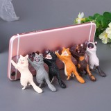 181008 Japan popular cat handphone stand 6pcs