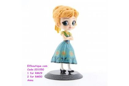 201050 (ReadyStock) with box Frozen Princess Elsa Anna